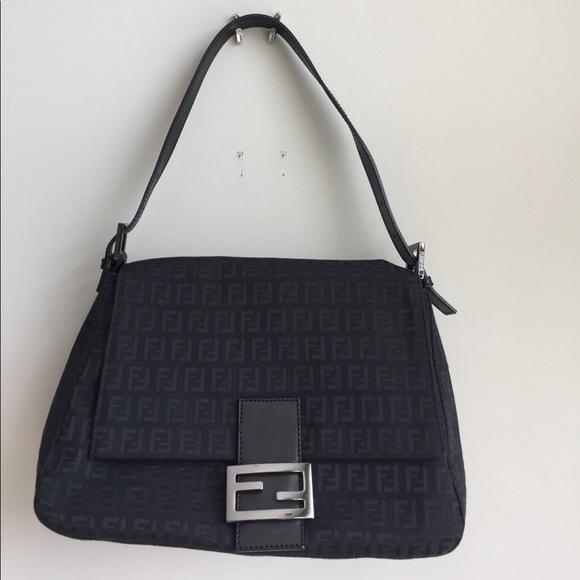Fendi Handbags - Fendi Zucca Mama Forever Bag dbf40fa9107cc