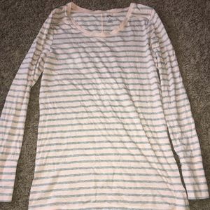 New stripped long sleeved tee from penny's!