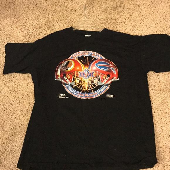 Vintage SuperBowl XXVI t-shirt 7641c9a81