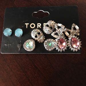 Torrid earring group