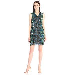 Anna Sui Shadow Flowers Dress