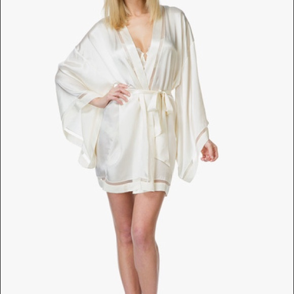 Image result for calvin klein silk robe