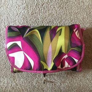 Missoni travel toiletries bag