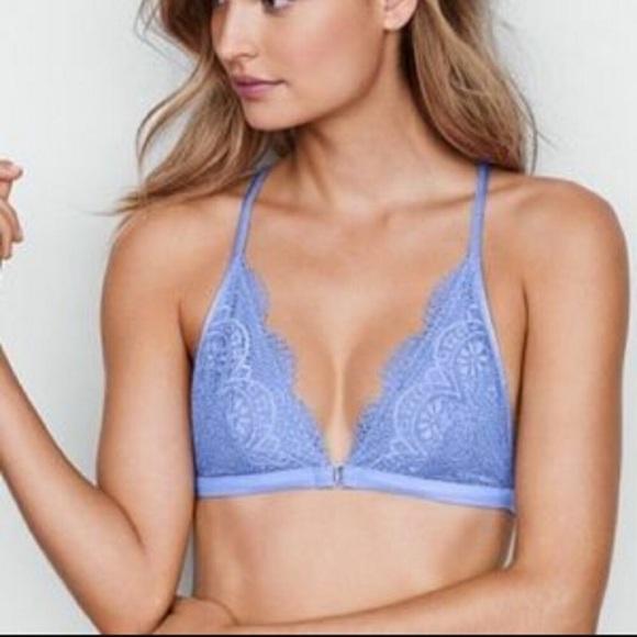b93d444d72 New Victoria s Secret Sexy Front Close Bralette