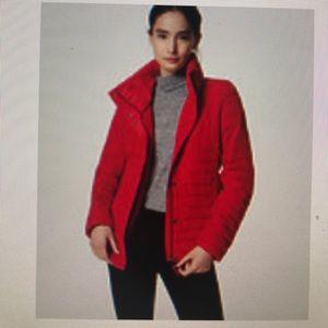 New Loft puffer jacket