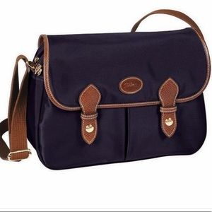 Long-champ le pliage messenger bag