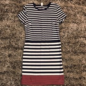 OLD NAVY stripped dress - size small 👗