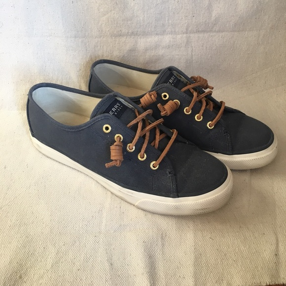 Sperry Shoes | Womens Sperrys Navy Blue