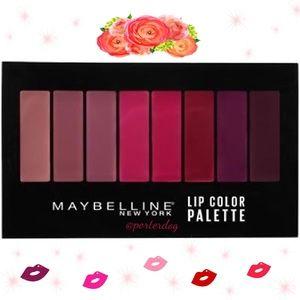 MAYBELLINE LipStudio Lip Color Palette
