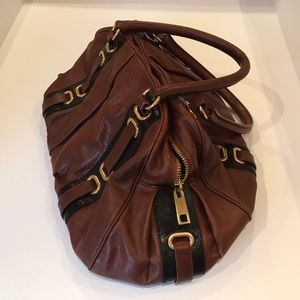 $1200 Marc Jacobs Couture Oversized Satchel Bag