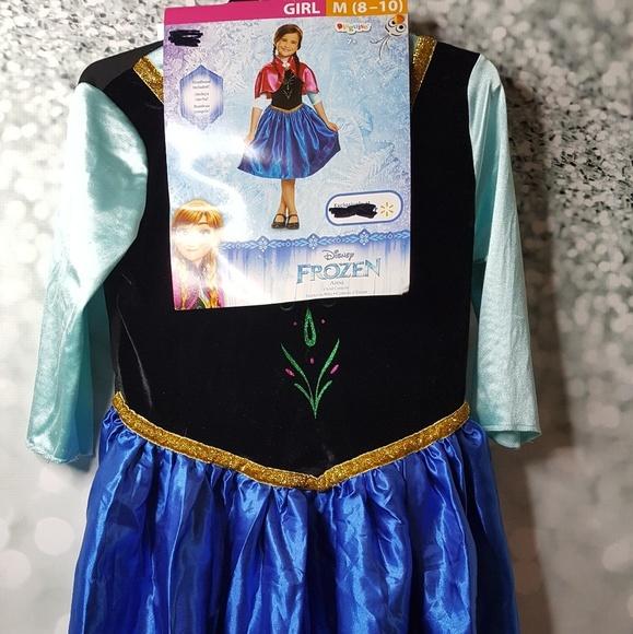 Anna frozen costume & Disney Costumes | Anna Frozen Costume | Poshmark