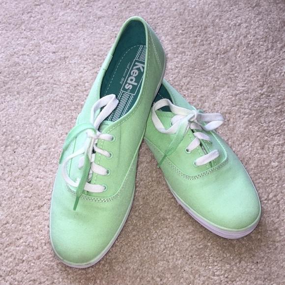 Keds Shoes | New Mint Green Keds | Poshmark