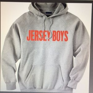ISO Jersey Boys Hoodie