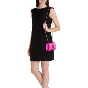 Ted Baker Crystal-Embellished-Shoulder Dress