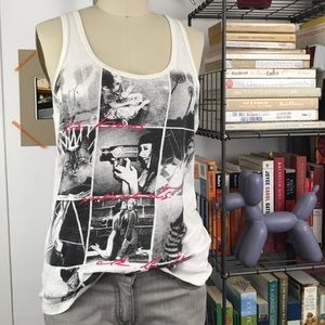 Geri C New York Tops - French Girl Photo Tank