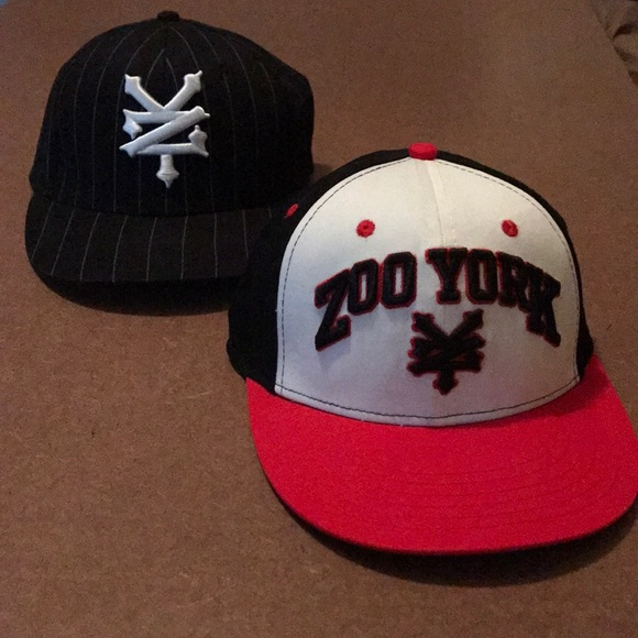 Zoo York Accessories - Zoo York Hats - Lot of 2 06024686abc