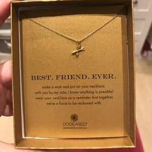 Brand New in Box! Best friend necklace