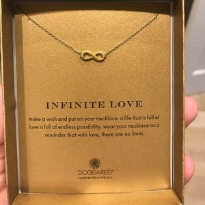 Brand New in Box Infinity Necklace