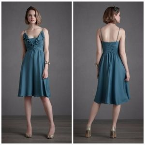 BHLDN Anthropologie Silk Couplet Dress ALL SIZES