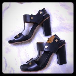 Chloe Studded Heels