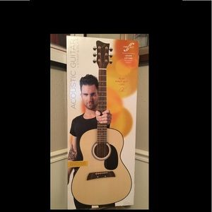 """"""" FIRST ACT """" ADAM LEVINE ✅ ACOUSTIC GUITAR 🎸"""