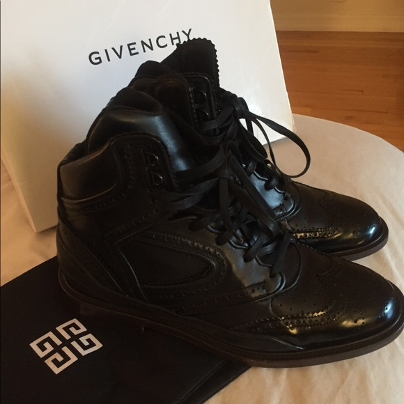 915dff19540 Givenchy Shoes | Fw 2012 Mens Wingtip Sneaker Boot | Poshmark