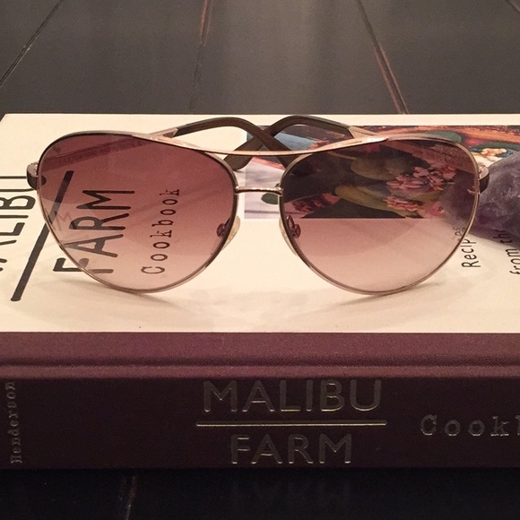 a7342bb11a7d Tom Ford Accessories | Charles Round Aviator Sunglasses | Poshmark