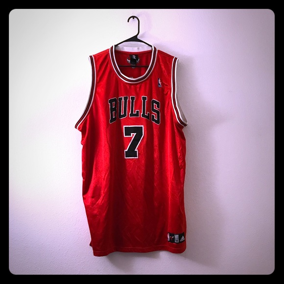Adidas NBA Chicago Bulls Ben Gordon Jersey Size 54
