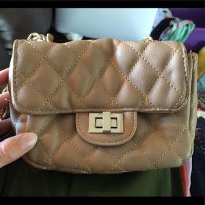 Handbags - Mini quilted cross body bag