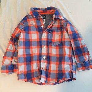 Boys Osh Kosh B'gosh button-down shirt