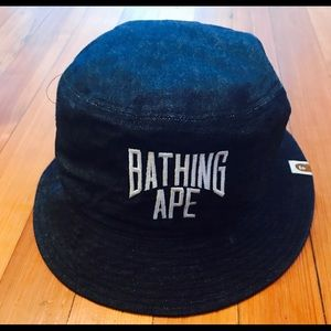 Other - Bape Bucket hat
