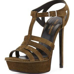 Authentic Saint Laurent Bianca Heels