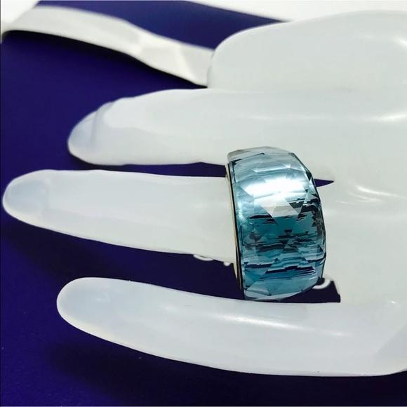 25feac156 Swarovski Jewelry | Nirvana Montana Crystal Ringsilver | Poshmark