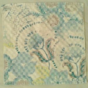 Other - White Floral Kitchen Towel
