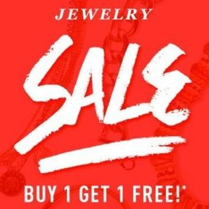 Jewelry - All Jewelry is Buy One Get One FREE !!!