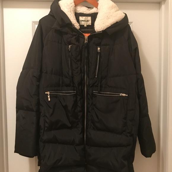 Orolay Jackets Amp Coats Womens Thickened Down Jacket