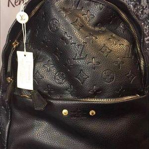 Handbags - mini backpack black
