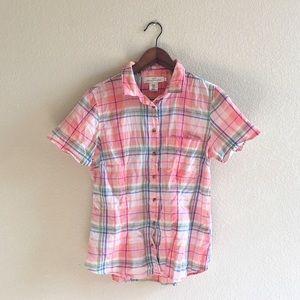 H & M Plaid Shirt