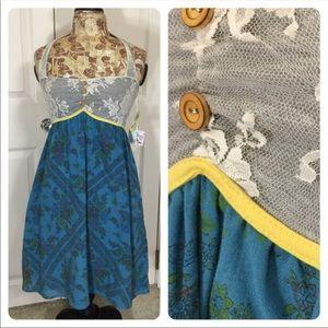 Vintage inspired dress!