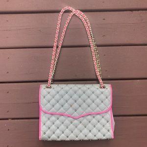 Rebecca Minkoff large affair studded bag