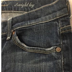 7 For All Mankind Jeans - 7 for All Mankind Straight Leg Jeans Size 28