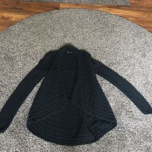 Women's Express cable sweater/cardigan