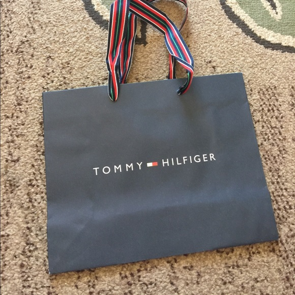 outlet on sale buy free delivery Tommy Hilfiger Shopping Bag 8