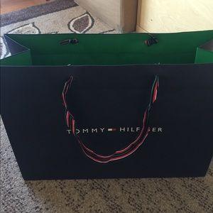 super quality autumn shoes authentic Tommy Hilfiger Shopping Bag 16