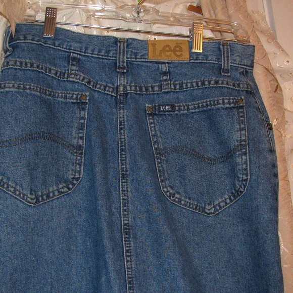 Lee Skirts - (3/$23) Lee Denim skirt