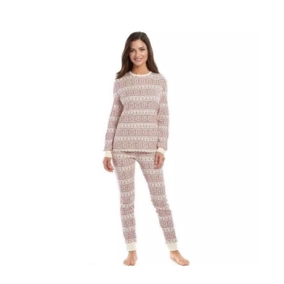 ec7db29bc7 Burt s Bees Baby Other - Burts Bees - Adult Cotton Holiday Pajamas - Size S