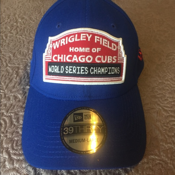 9508aeeee63 Chicago Cubs World Series champions hat