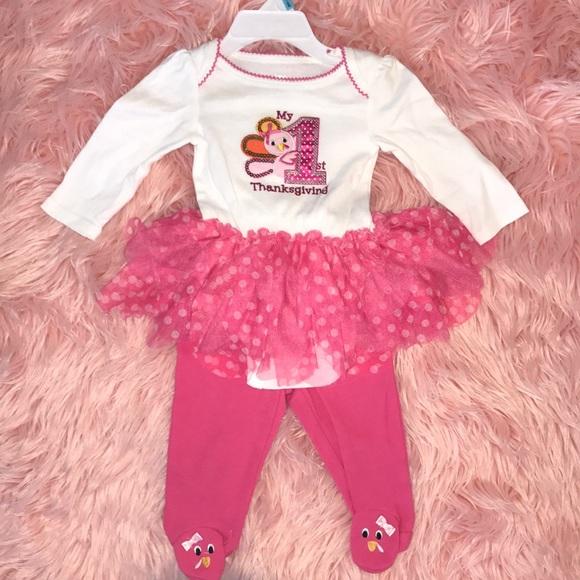 063b40356bff Koala Kids Matching Sets | My 1st Thanksgiving Outfit | Poshmark