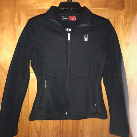 Spyder Jackets Coats Womens Endure Core Sweater Fleece Jacket