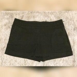 Club Monaco Black Shorts